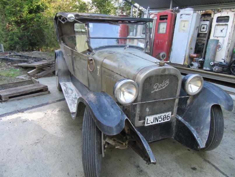 1924 Dodge Tourer