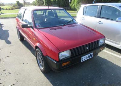 1987 Seat Ibiza