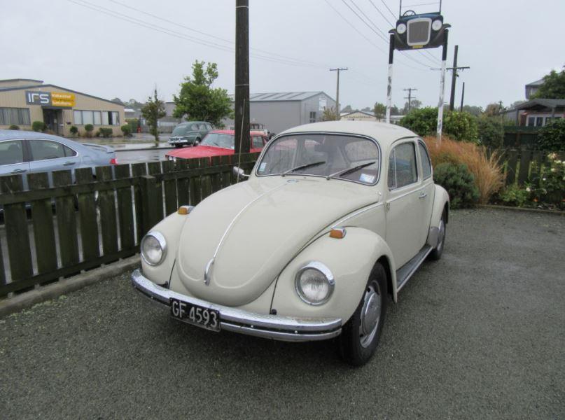 1972 Volkswagen Beetle 1302S