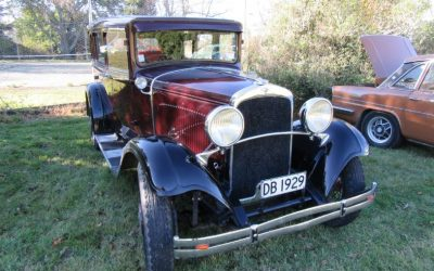 Vintage Only Rally at Timaru – April 23-26 2021