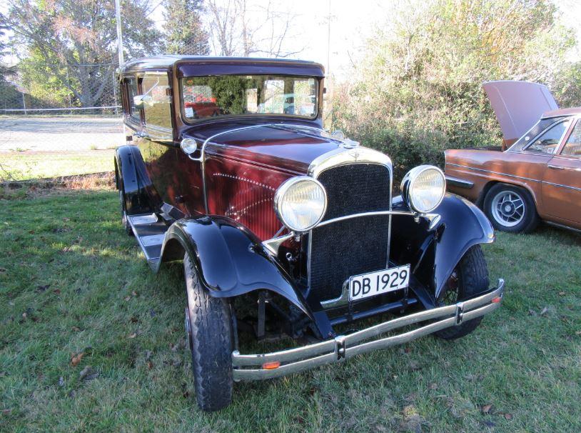 1929 Sunbeam 16