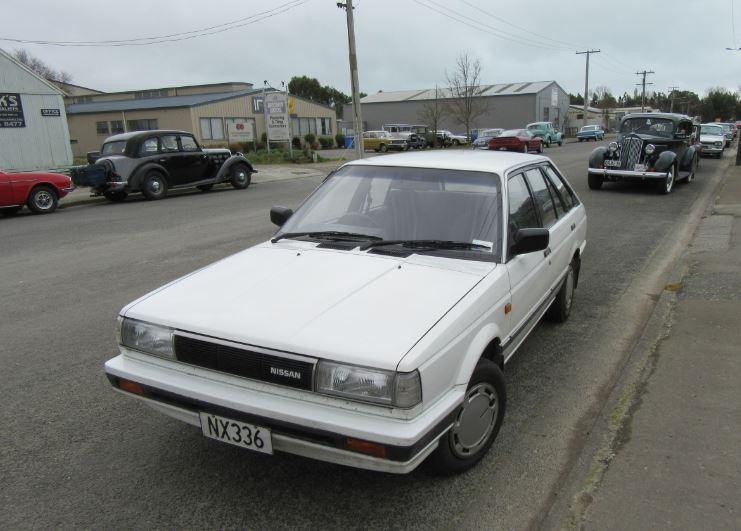 1988 Nissan Sentra SGS
