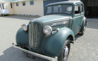FOR SALE – 1939 Morris 12