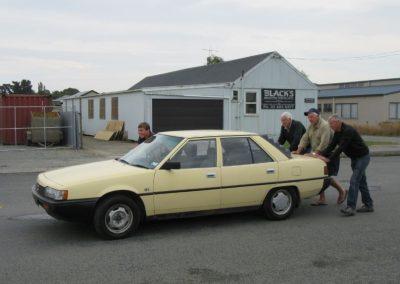 1984 Mitsubishi Sigma