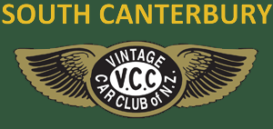The South Canterbury Branch of the Vintage Car Club of New Zealand