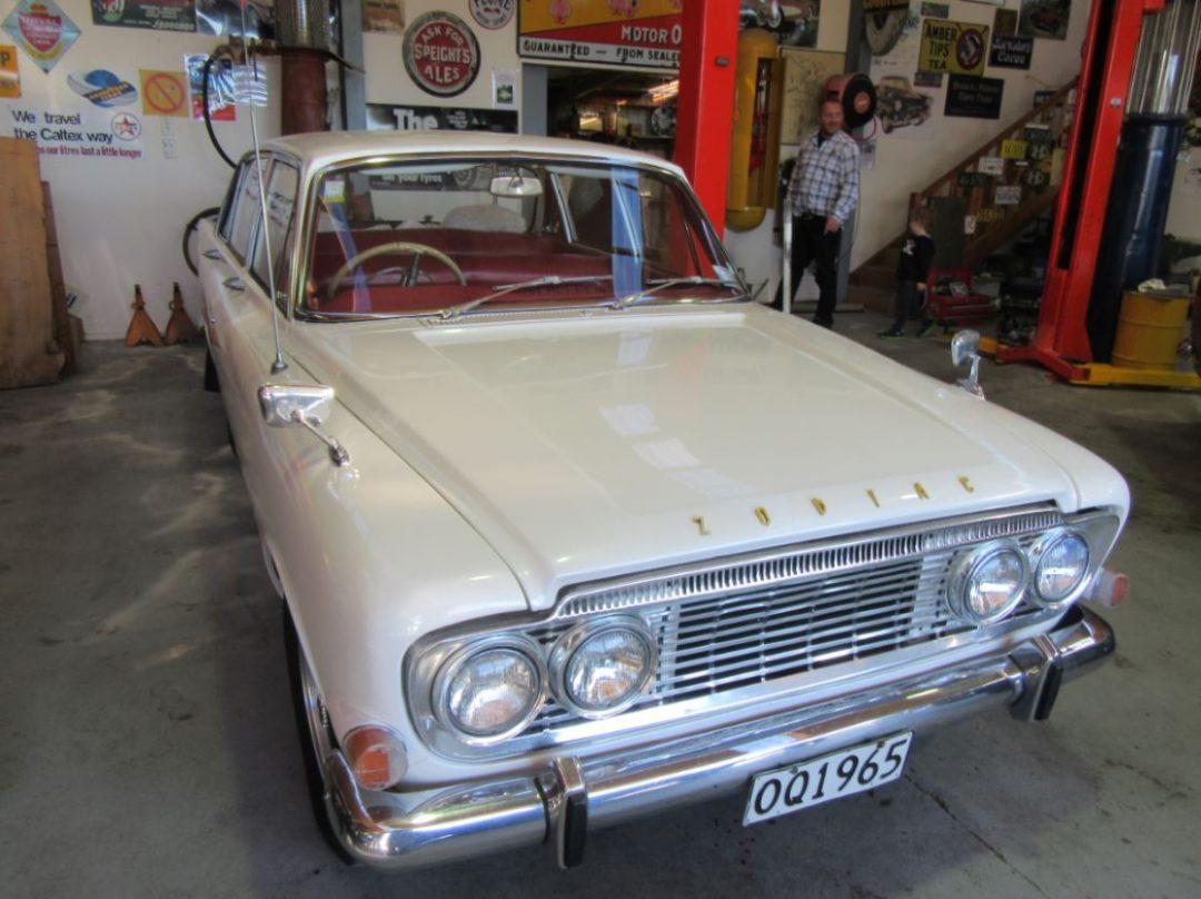 1965 Ford Zodiac